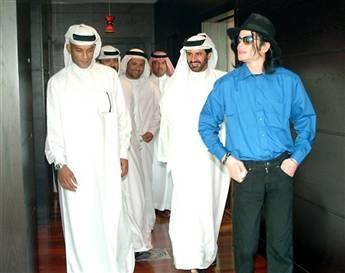 Michael Jackson Islam